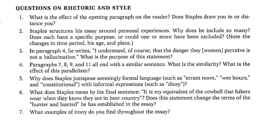 How to quote in a rhetorical analysis essay intro